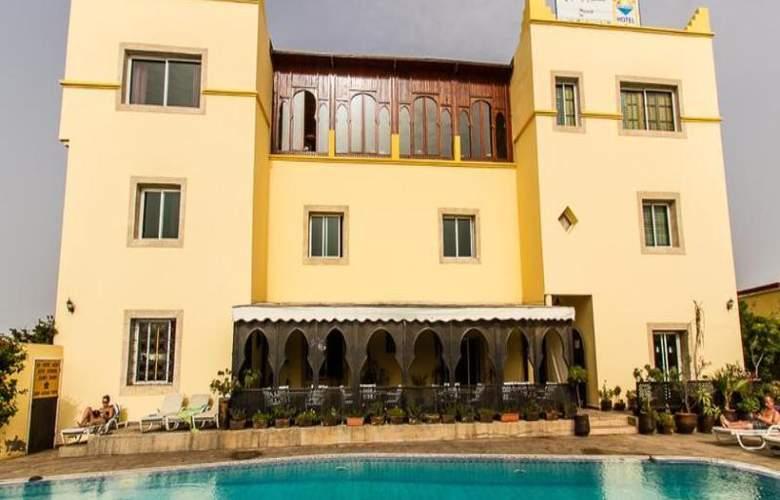 Riad Zahra - Pool - 49