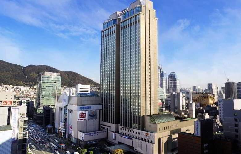 Busan Lotte - Hotel - 0