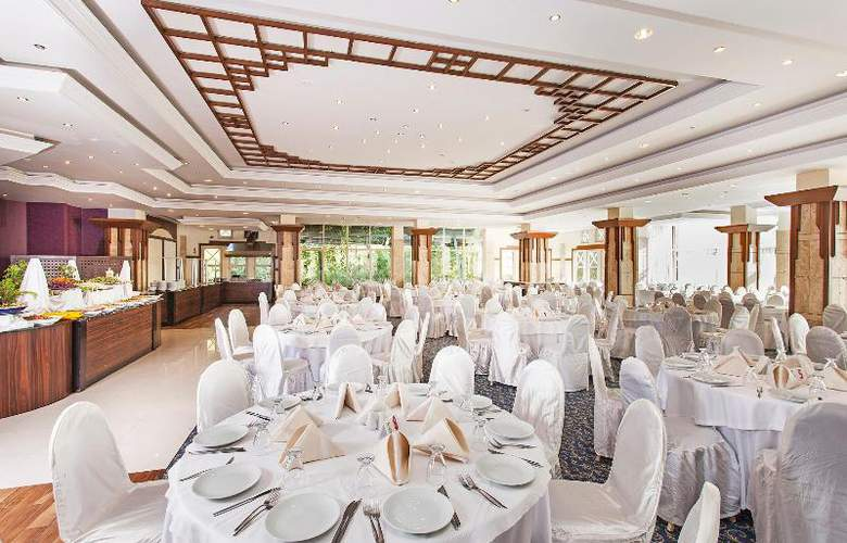 Polat Thermal Hotel - Restaurant - 15
