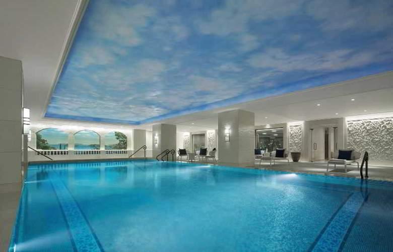 Shangri La Bosphorus Istanbul - Pool - 34