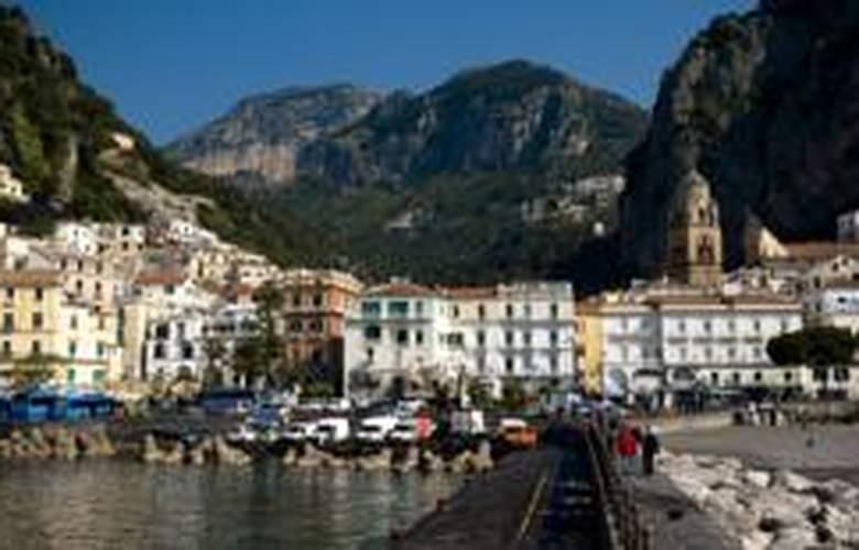 Hotel Residence Amalfi - Environment - 2