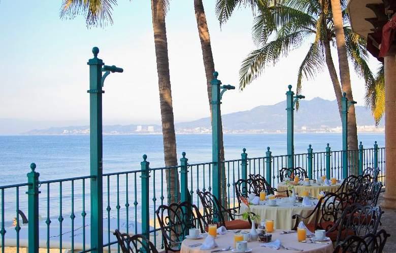 Villa del Palmar Flamingos Beach Resort & Spa - Restaurant - 35