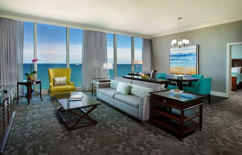 Courtyard By Marriott Fort Lauderdale Beach - Room - 4