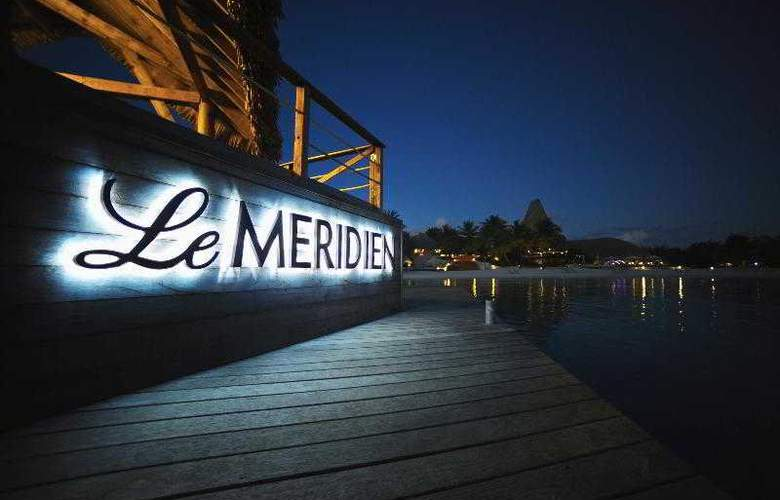 Le Meridien Bora Bora - Hotel - 52