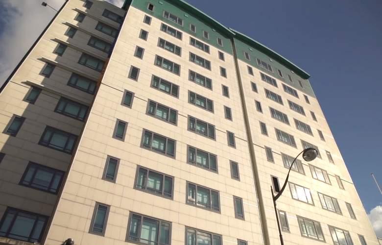 Novotel Suites Paris Montreuil Vincennes - Hotel - 0