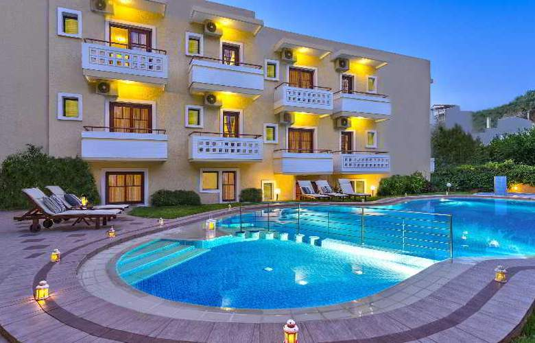 Agrimia Apartments - Pool - 37