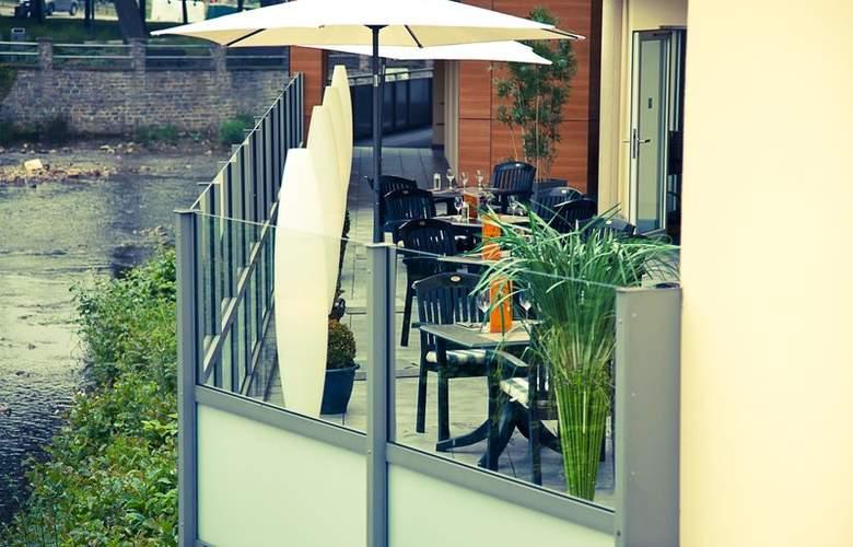 Best Western Ambassador Hotel Bosten - Terrace - 56