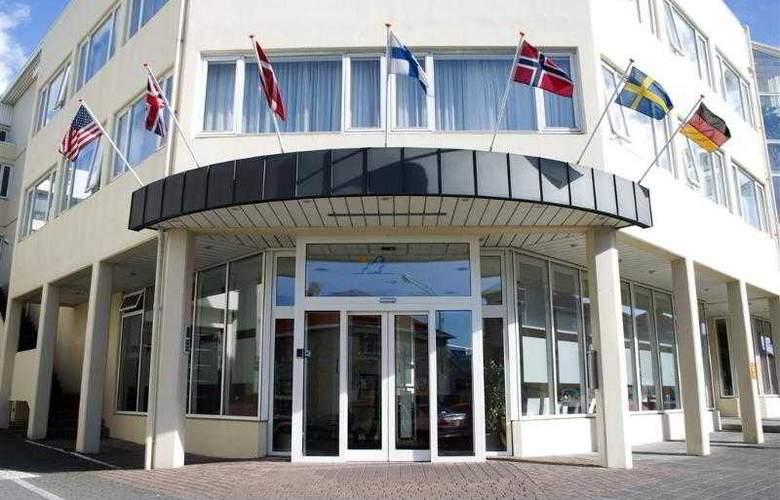 Best Western Reykjavik - Hotel - 8