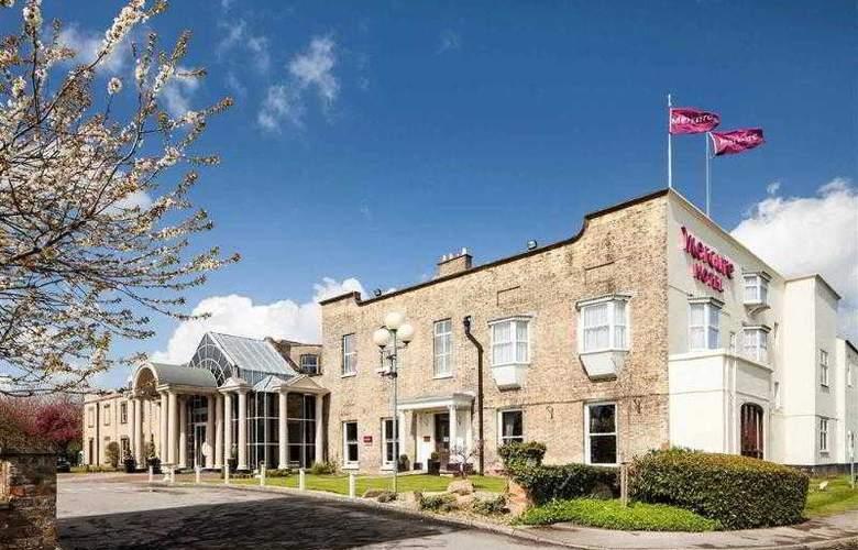 Mercure York Fairfield Manor - Hotel - 20