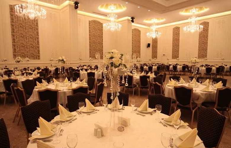 Grand Hotel Gaziantep - Restaurant - 10