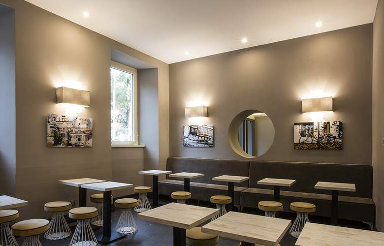 Smooth Hotel Rome Termin - Bar - 3