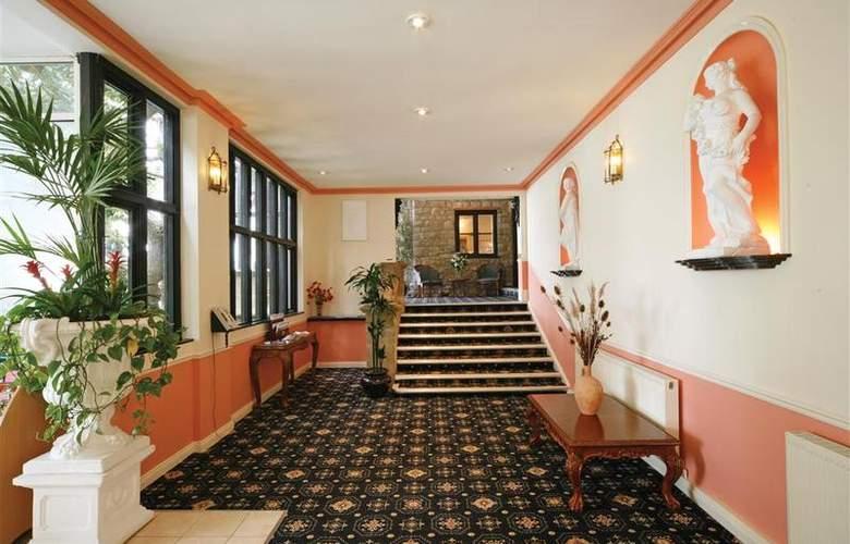 Best Western Webbington - Hotel - 42