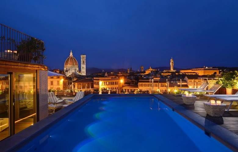 Grand Hotel Minerva - Terrace - 33