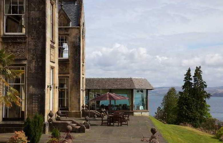 Stonefield Castle - Terrace - 16