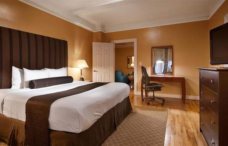 Best Western Plus Hospitality House - Apartments - Hotel - 71
