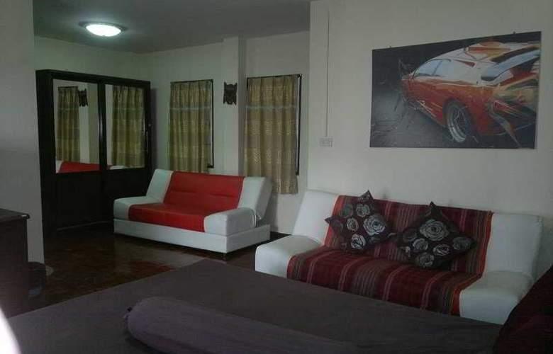 Joe Palace Beach Living Jomtien Pattaya - Room - 7