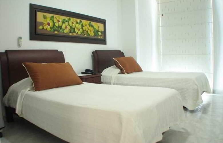 Hotel Buena Vista - Room - 5