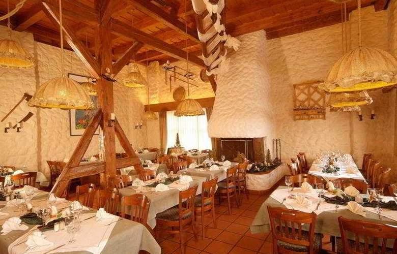 mD-Hotel Landgasthof Hirsch - Restaurant - 6