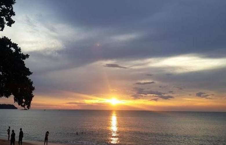 Khaolak Emerald Beach Resort & Spa - Beach - 19