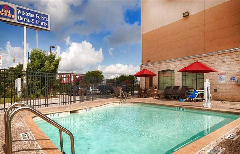 Windsor Pointe Hotel & Suites At&T Center - Pool - 65