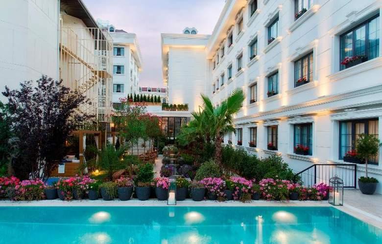 Sura Hagia Sophia Hotel - Pool - 56