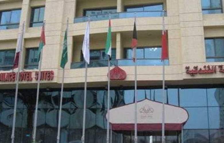 Emirates Palace Suites - Hotel - 0