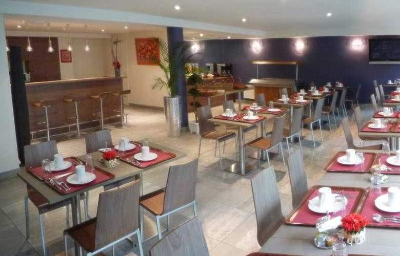 Résidhome Metz Lorraine - Restaurant - 5