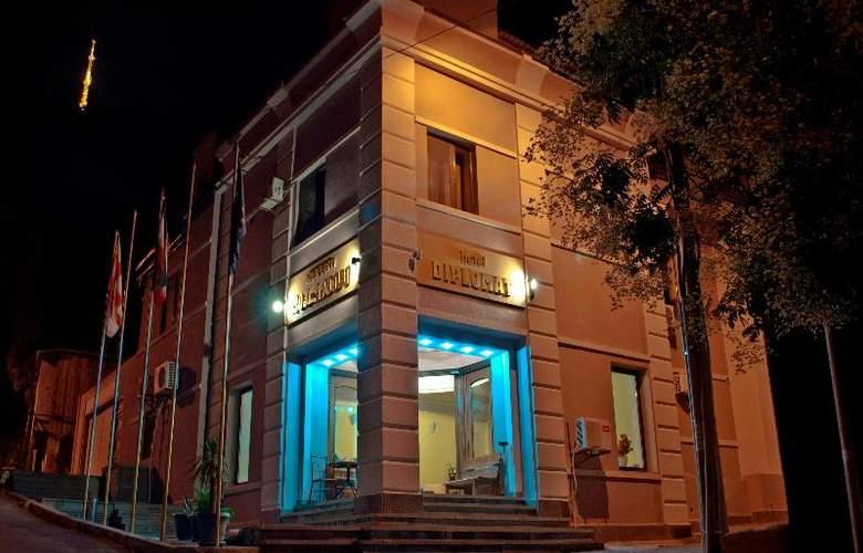 Diplomat Hotel - Hotel - 8
