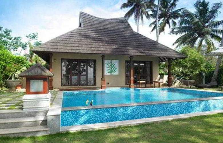 The Zuri Kumarakom Kerala Resort & Spa - Pool - 6