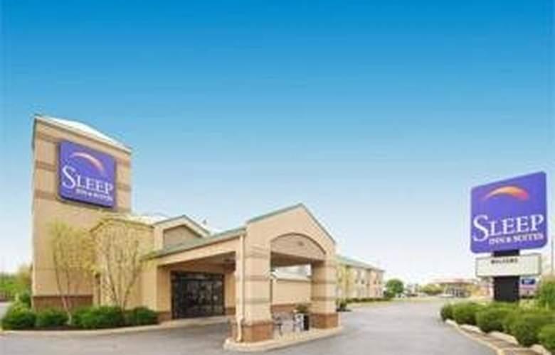 Sleep Inn & Suites Airport - General - 2