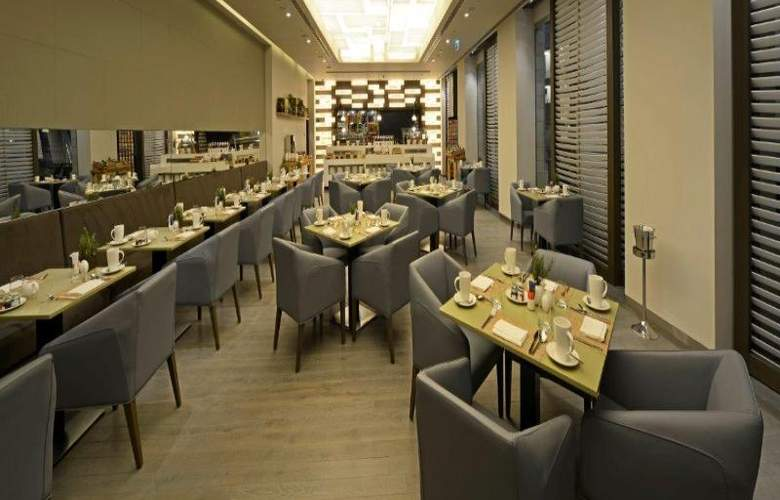 The Boulevard Arjaan By Rotana - Bar - 12