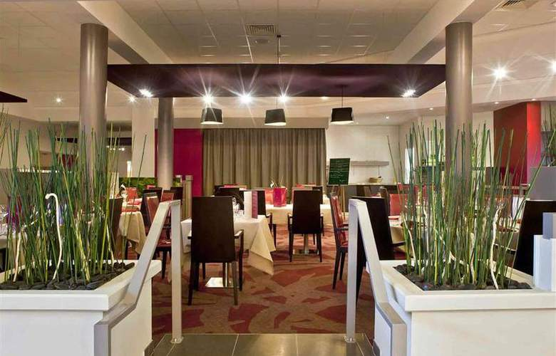 Mercure Tours Nord - Restaurant - 73