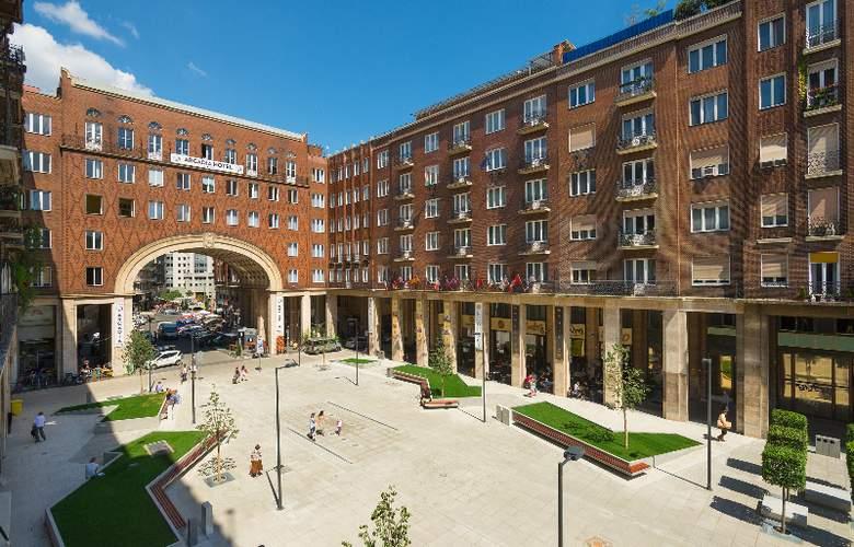 Arcadia Hotel Budapest - Hotel - 12