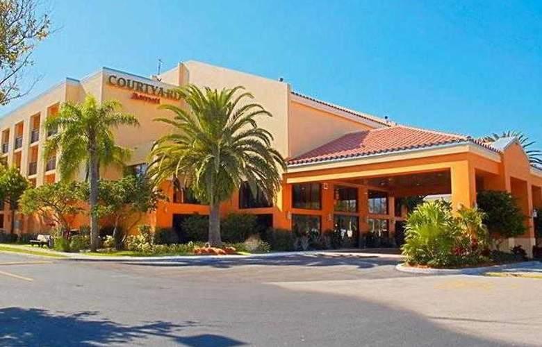 Courtyard Boynton Beach - Hotel - 1