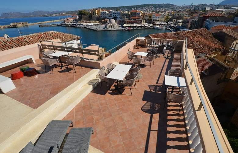 Casa Delfino Suites - Terrace - 2