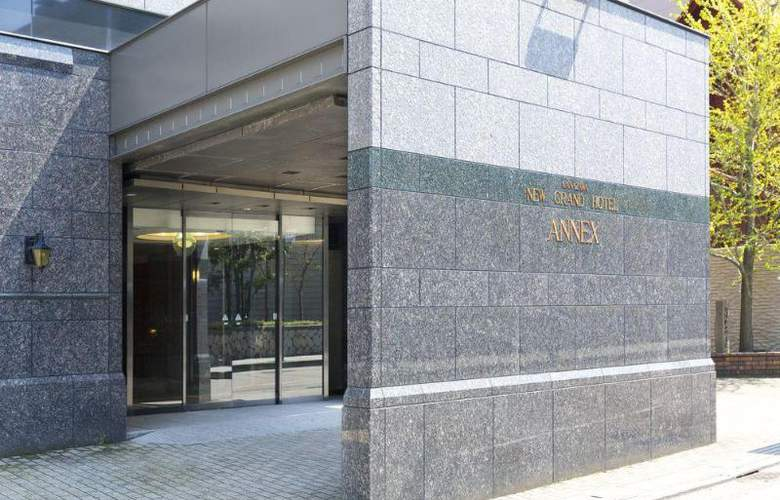 Kanazawa New Grand Annex - Hotel - 0