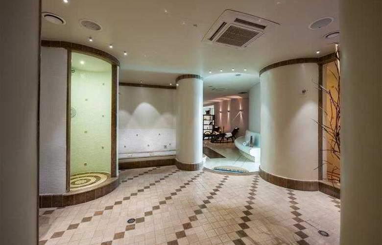 BEST WESTERN PREMIER Villa Fabiano Palace Hotel - Hotel - 43