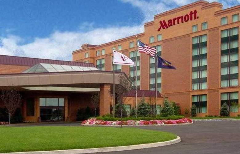Chicago Marriott Northwest - Hotel - 0