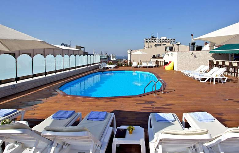 Grand Gulsoy - Pool - 13