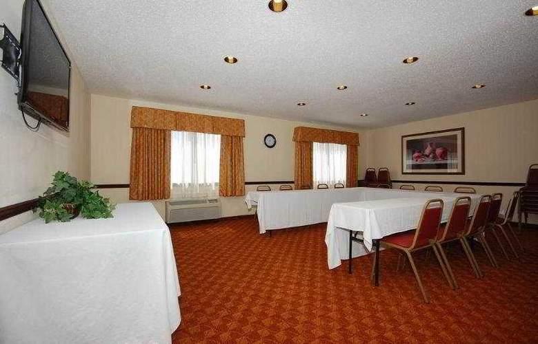 Best Western Plus Lakewood Inn - Conference - 8