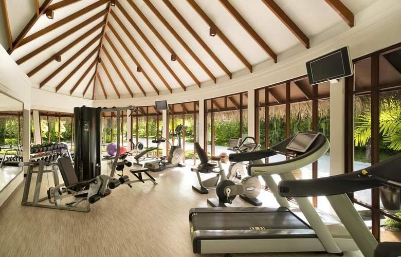 Anantara Dhigu Maldives Resort - Sport - 8