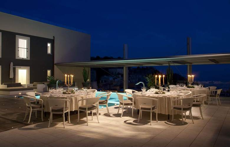 NH Collection Taormina - Terrace - 15