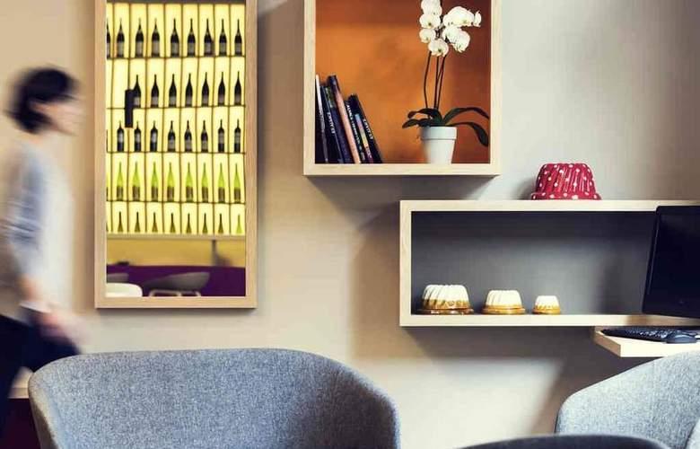 Mercure Colmar Unterlinden - Hotel - 12