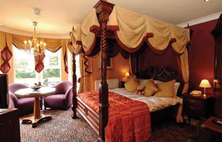 Best Western Fir Grove - Hotel - 33