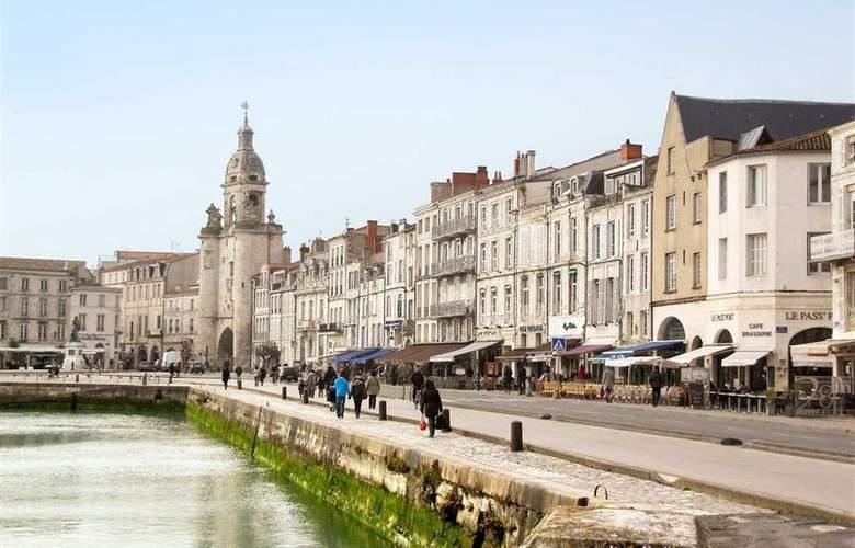 Novotel La Rochelle Centre - Hotel - 28