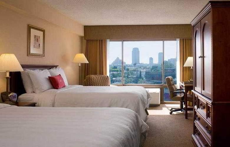Beverly Hills Marriott - Room - 4