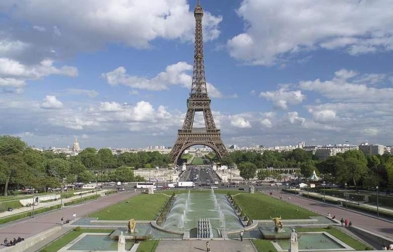 Mercure Paris Tour Eiffel Pont Mirabeau - Hotel - 48