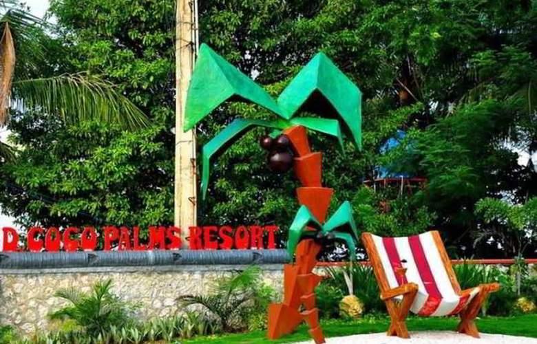 Danao Coco Palms Resort - Hotel - 7