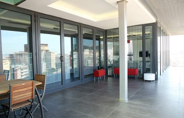Apartamentos Just Style - Terrace - 1