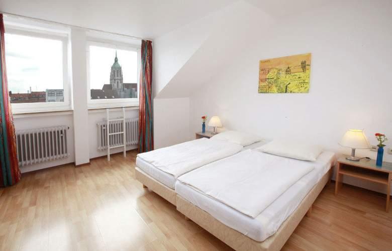 A&O City Hauptbahnhof Munich - Room - 3